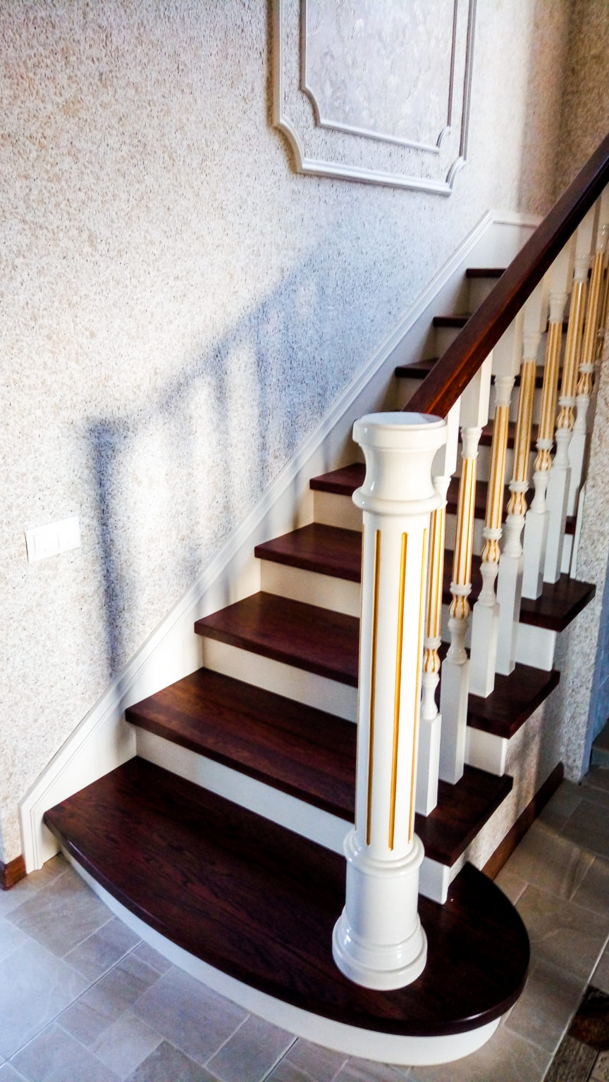 Деревянные лестницы – прекрасный выбор